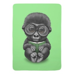 cute_baby_gorilla_reading_a_book_on_green_swaddle_blankets-rba281e5e3a984ac79bf1e1f0271685b3_zfi5w_540